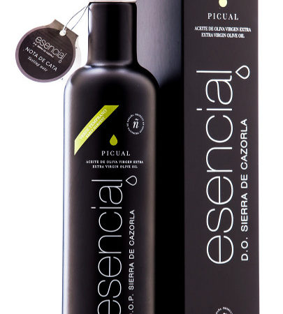 Esencial - Limited Edition - Picual - Aceite de oliva virgen extra 1 x 500 ml