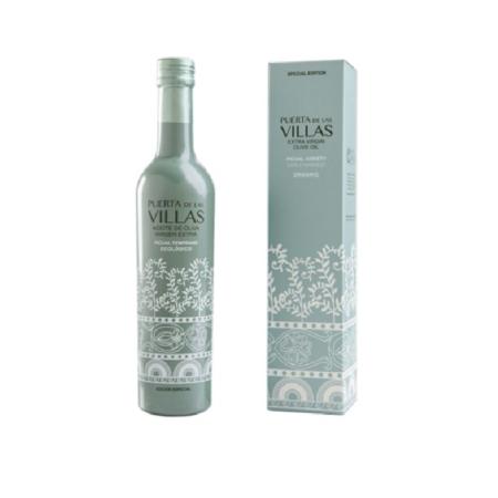 Puerta de Las Villas - Edición Especial - Picual - Ecológico - Aceite de oliva virgen extra 1 x 500 ml