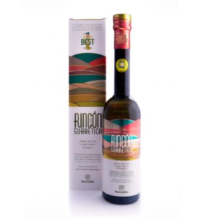 Rincón de la Subbética - Hojiblanca - Ecológico - Aceite de oliva virgen extra 1 x 500 ml