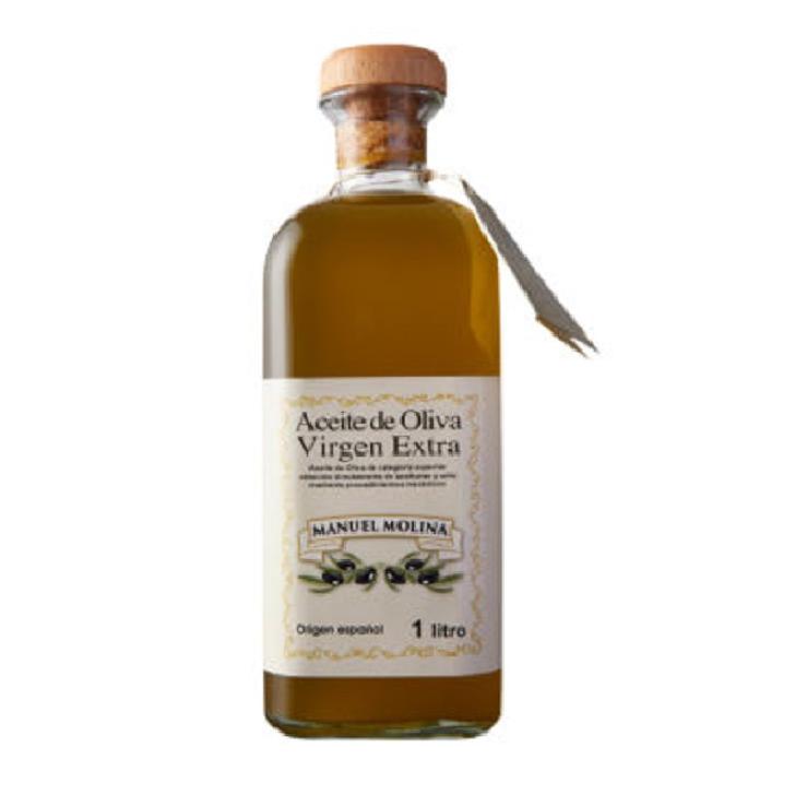 Manuel Molina - Picudo - Aceite de oliva virgen extra 1 litro