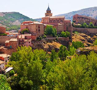 Aceite del Bajo Aragón (DOP)