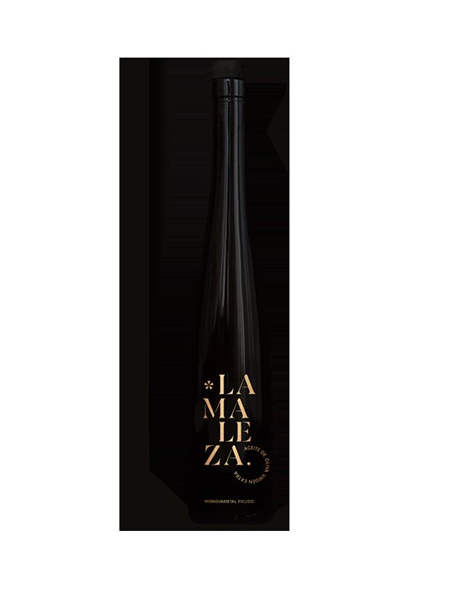 La Maleza - Picudo - Aceite de oliva virgen extra 500 ml