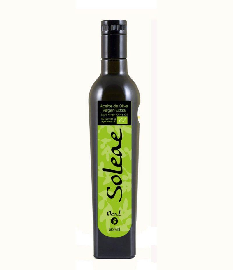 Soleae - Ocal - Aceite de oliva virgen extra 500 ml