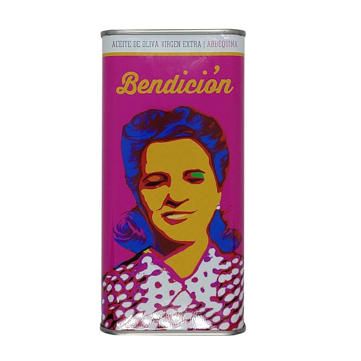 Bendición - Arbequina - Aceite de oliva virgen extra 500 ml