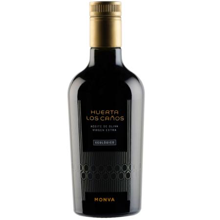 Huerta Los Caños - Picual - Ecológico - Aceite de Oliva Virgen Extra - 500 ml