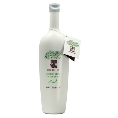 Todo Vida - Life Inside - Picual - Ecológico - Aceite de oliva virgen extra 750 ml