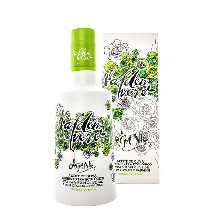 Valdenvero - Cornicabra - Ecológico - Aceite de oliva virgen extra 500 ml