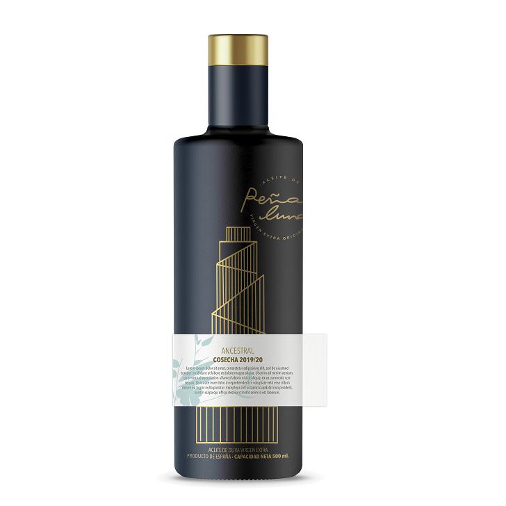 Peña Luna - Ancestral - Coupage - Aceite de oliva virgen extra 500 ml