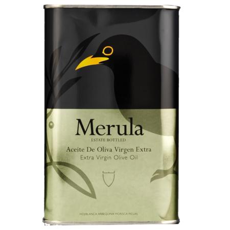Merula - Coupage - Aceite de oliva virgen extra 500 ml