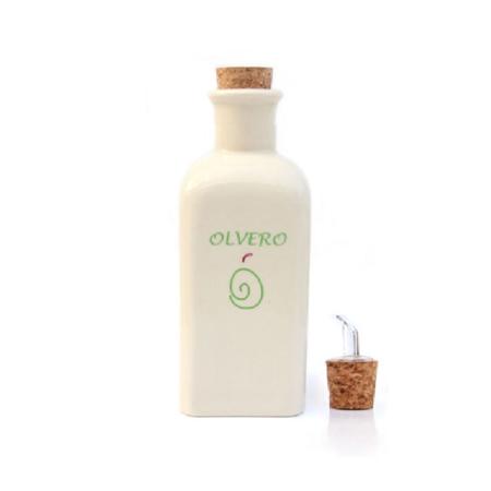 Olvero - Cornezuelo - Cerámica - Aceite de oliva virgen extra 500 ml