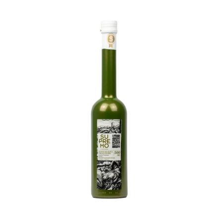 Supremo - Cornezuelo - Ecológico - Aceite de oliva virgen extra 500 ml