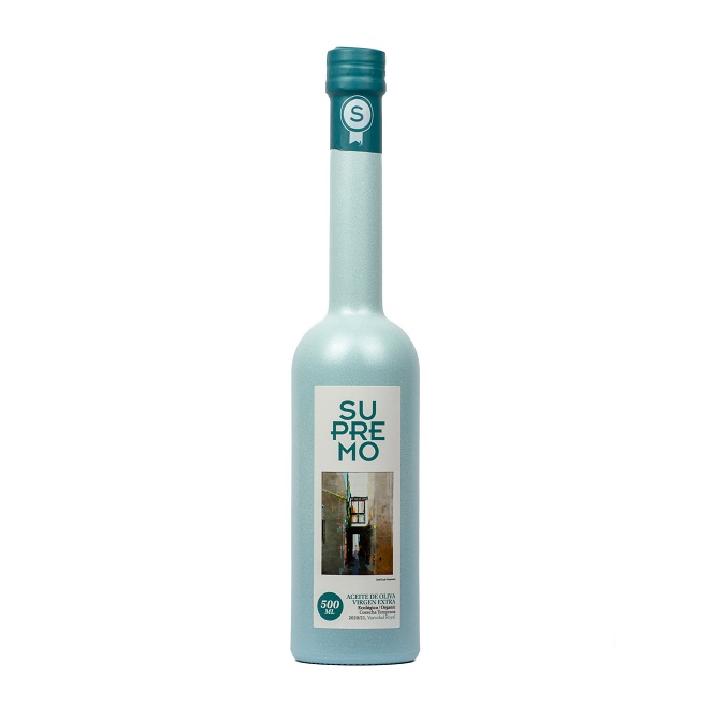 Supremo - Royal de Cazorla - Ecológico - Aceite de oliva virgen extra 500 ml