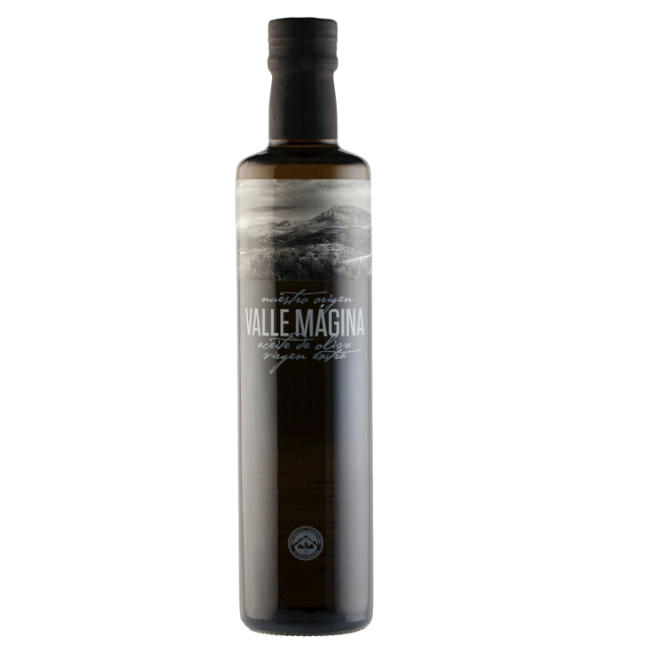 Valle Mágina - Picual - Aceite de oliva virgen extra 500 ml