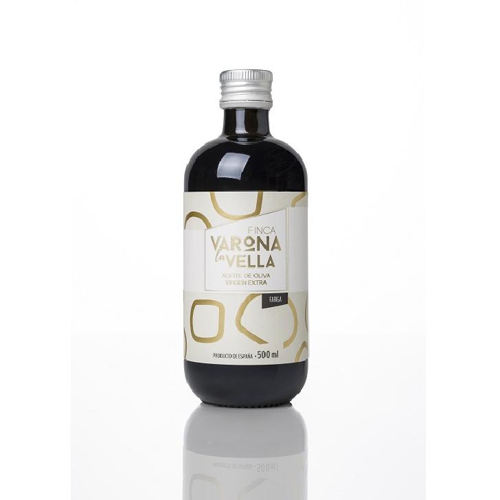 Finca Varona la Vella - Farga - Aceite de oliva virgen extra 500 ml