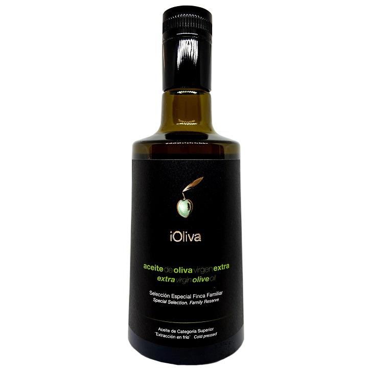 iOliva - Hojiblanca - Aceite de oliva virgen extra 500 ml