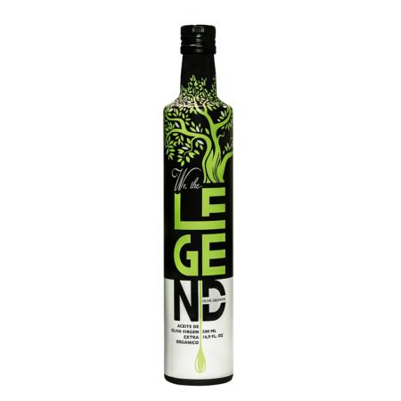 We, The Legend - Hojiblanca - Ecológico - Aceite de oliva virgen extra 500 ml