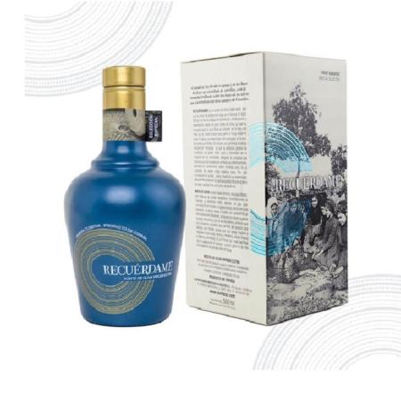 Recuérdame - Primera Cosecha - Picual - Aceite de oliva virgen extra 1 x 500 ml