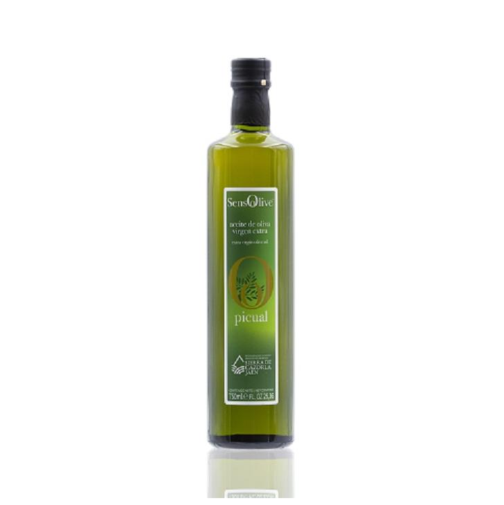 Sensolive - Picual - Aceite de oliva virgen extra 750 ml